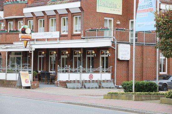 Ritterhude, ألمانيا: Ritterhude - Hamme Eis-Cafe 1