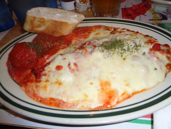 Huntingdon, PA: Lasagna!!!