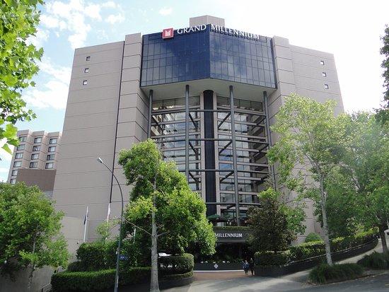 Grand Millennium Auckland: Hotel