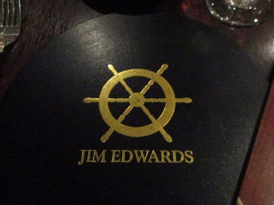 Jim Edwards: menu