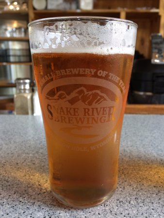Snake River Brewing: Snake River Pale Ale