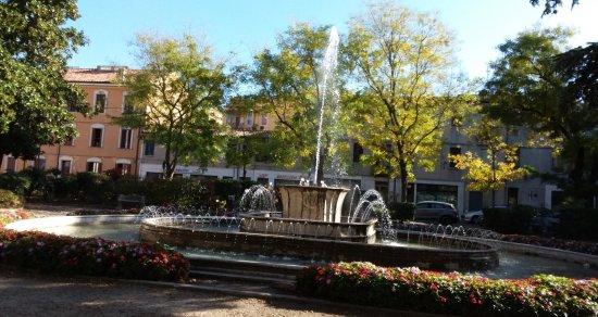 Fontana di Piazza Umberto Merlin