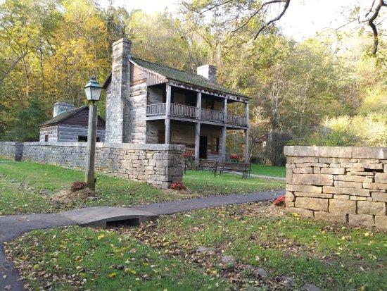 Spring Mill Inn: Historical Village