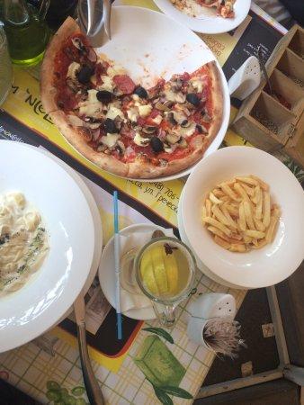 Limoncello: пицца, паста, фри, глинтвейн с лимончелло