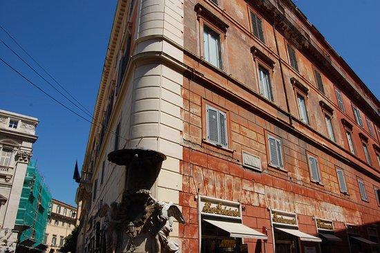 Foto de Relais Fontana Di Trevi