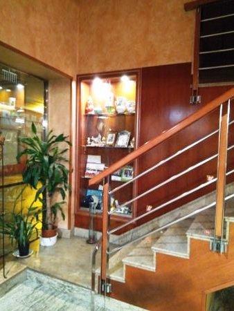 Hotel El Churra: Interior