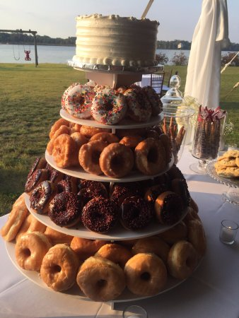 donut wedding cake macri s italian bakery south bend menu prices 3654