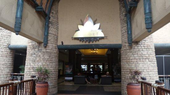 The Kingdom at Victoria Falls: Lobby