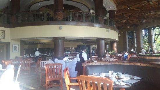 The Kingdom at Victoria Falls: Breakfast Buffet