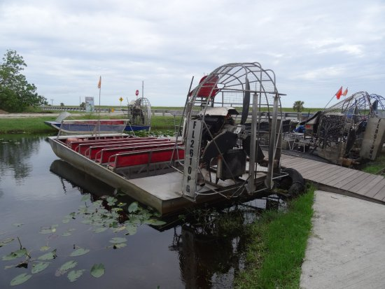 Coopertown Airboats照片