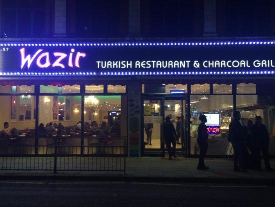 Turkish Restaurant Ilford Cranbrook Road