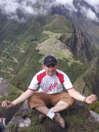 Vista desde el Guayna de Machu Michu - Picture of Enjoy Peru