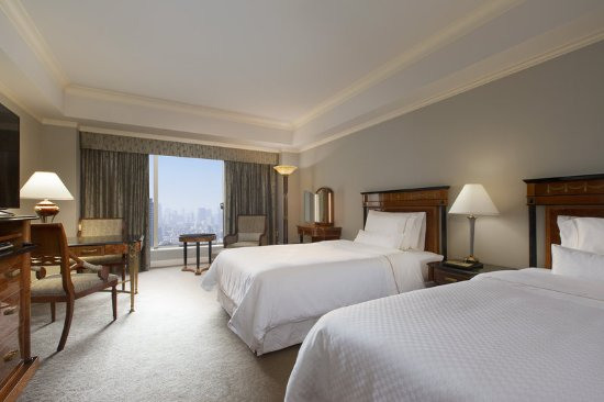 The Westin Tokyo: Traditional Twin Room