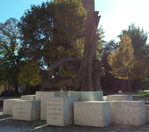 Monumento a Giacomo Matteotti – Augusto Murer