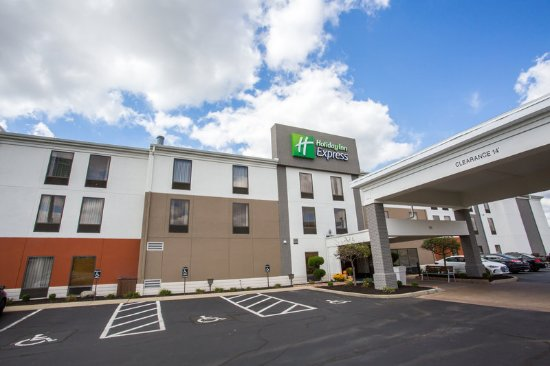 Holiday Inn Express, Wilmington, OH