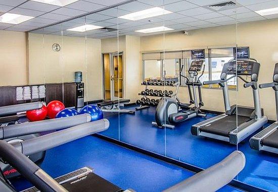 Fairfield Inn & Suites DuBois: Fitness Center