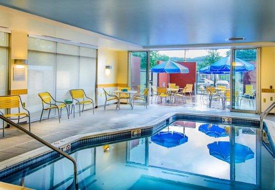 Fairfield Inn & Suites DuBois: Indoor Pool