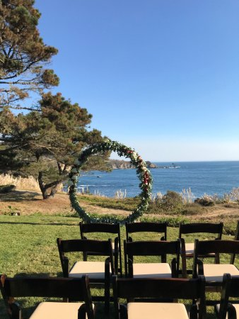Jenner, CA: Wedding area