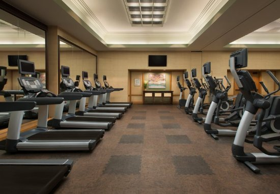 Marriott's Kaua'i Beach Club: Fitness Center