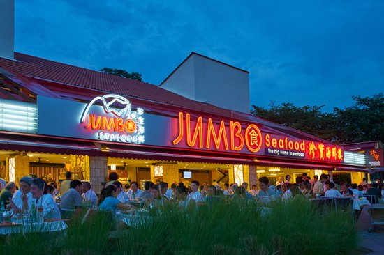East Coast Park Restaurants Jumbo