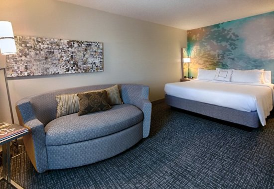 Irving, TX: Guest Room King