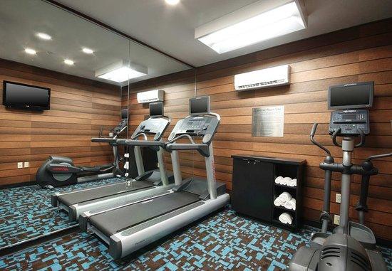 Irving, TX: Fitness Center