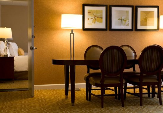 Park Ridge, NJ: Hospitality Suite