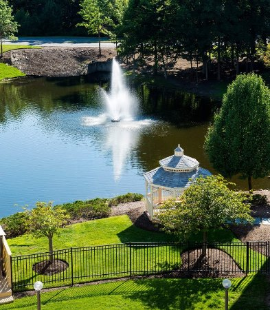 Park Ridge, NJ: Hotel Grounds