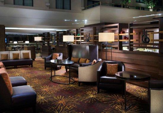 Park Ridge, Nueva Jersey: Lobby Seating Area