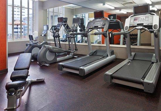Residence Inn Houston Downtown/Convention Center: Fitness Center