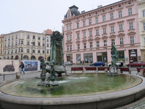 Arion Fountain: 噴泉一隅