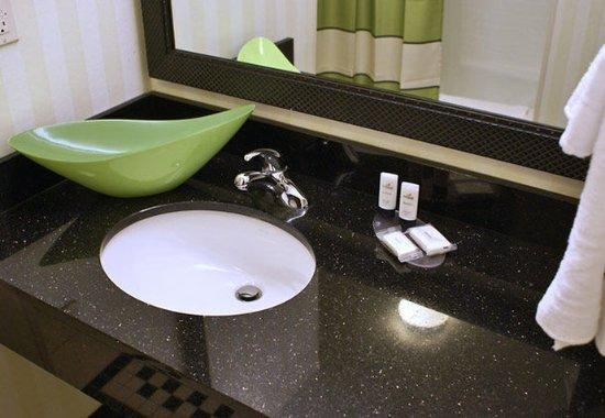 Kingsburg, Καλιφόρνια: Guest Bathroom