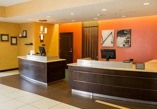 Irmo, Carolina del Sur: Front Desk
