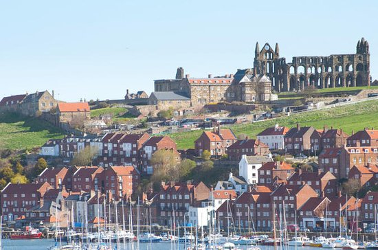 North York Moors en Whitby Day Trip ...