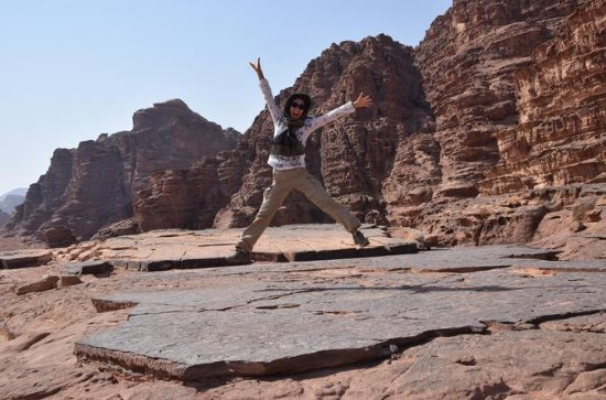 2-Day Petra, Wadi Rum, Red Sea and...