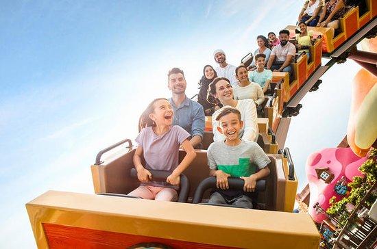 Ticket de entrada MOTIONGATE ™ Dubai...