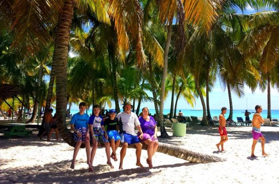 Saona Island Day Trip with Private...