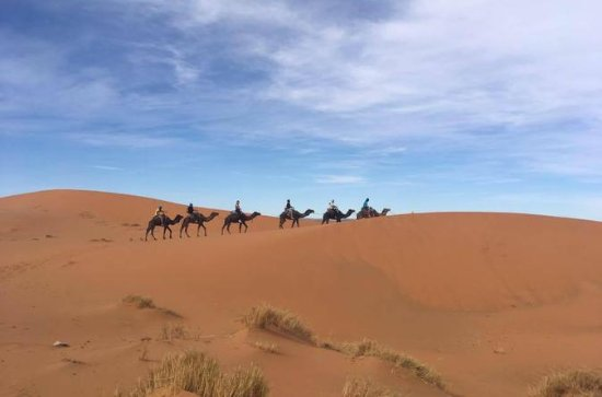 6 DAY MOROCCO EXCURSION TO SAHARA...