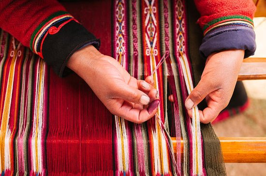 Intim, Andean Weaving Tradition...
