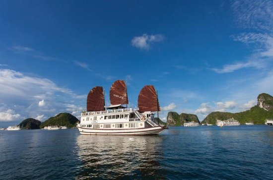 Spectacular Halong Bay