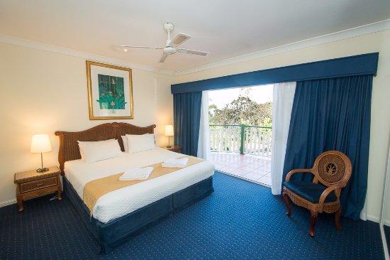Tinaroo, Australia: Master Bedroom