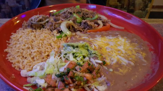 Montesano, WA: Pork Carnitas