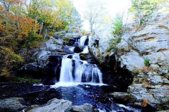 East Haddam, CT: Chapman Falls