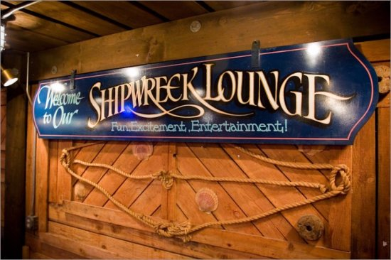 Union Gap, WA: Shipwreck Lounge