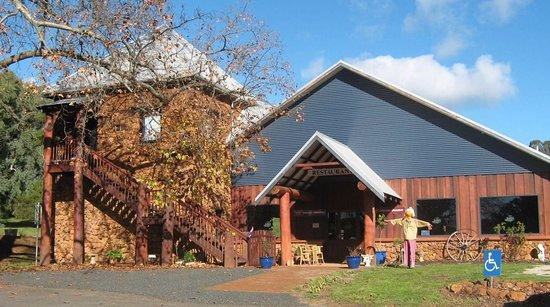 Balingup, أستراليا: Balingup Rib & Steakhouse.