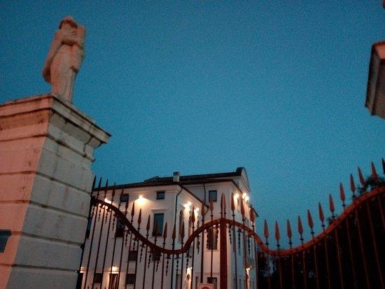 Villa Marini, Cattaneo, della Gaspera