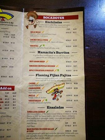 27806309 Mamacita - Picture of Mamacita Mexican Restaurant & Bar, Denarau ...