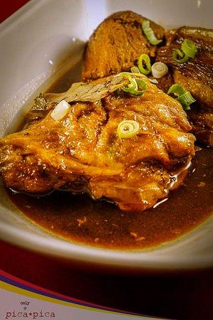 Saint Johnsbury, VT: Chicken Adobo
