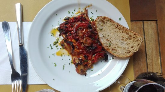 Blue Marlin Cafe : tian alla vernazzese (tiella)