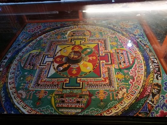 Day Tour: Tibet Potala Palace and Jokhang Temple: A beautiful mandala of the 4 directions plus a multi-layered meaning.